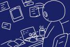 YOGA BOOK キーボードのレビュー。予想外に使いやすくて速く打てるぞ!タイピング練習ソフトで入力速度を計測してみたよ。