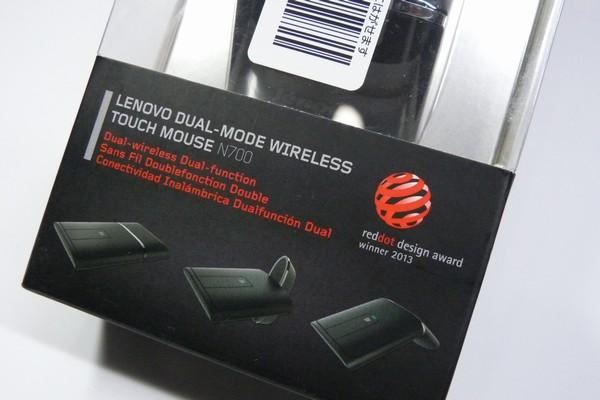SiSO-LAB☆Lenovo N700 Bluetooth レーザポインタマウス・パッケージ