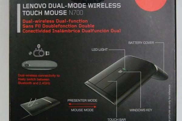 SiSO-LAB☆Lenovo N700 Bluetooth レーザポインタマウス・解説