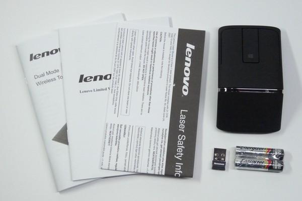 SiSO-LAB☆Lenovo N700 Bluetooth レーザポインタマウス・中身