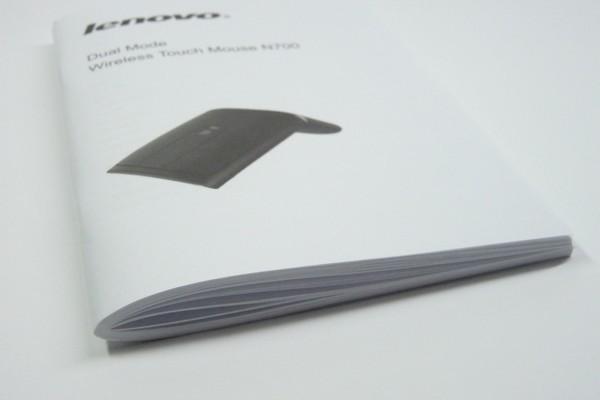 SiSO-LAB☆Lenovo N700 Bluetooth レーザポインタマウス・取り扱い説明書