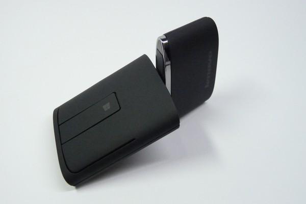 SiSO-LAB☆Lenovo N700 Bluetooth レーザポインタマウス・マウスへの変形