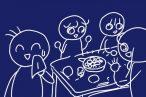 ニトスキ!アヒージョ風味のチキンと野菜モリモリのギュウギュウ焼き。