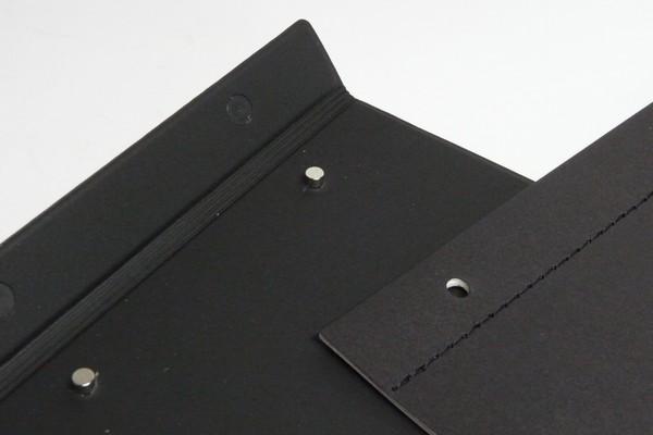 SiSO-LAB☆YOGA BOOK付属BOOK Padの用紙固定部分