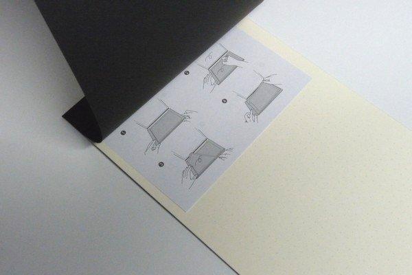 SiSO-LAB☆YOGA BOOK付属用紙の使い方説明