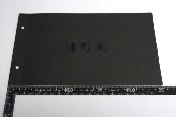 SiSO-LAB☆YOGA BOOK付属用紙のサイズ