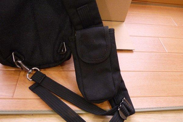 SiSO-LAB☆AVIREX イーグル ボディバッグAVX305・スマホ用ポケット