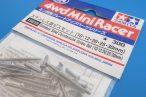 TOYz BAR◆15510 ステンレス皿ビスセット (10・12・20・25・30mm)/ミニ四駆グレードアップパーツ