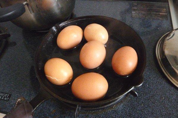 SiSO-LAB☆ほうれん草ペーストのお花畑スパゲティ・ニトスキデゆで卵