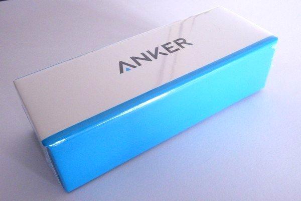 SiSO-LAB☆Anker PowerCube 20100。箱外観。