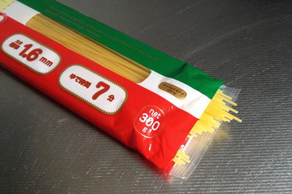 SiSO-LAB☆使いかけのスパゲティ袋を閉じるのは難しい、
