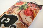 百均浪漫◆美味しくて2人前で108円!五木食品 熊本黒マー油豚骨ラーメン 2人前 @100均 ローソン100