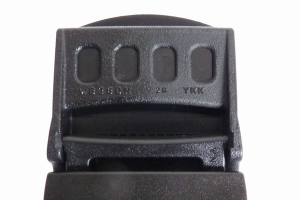 SiSO-LAB☆JINSELF グレードアップ版2 S級永久ベルト。YKK樹脂製バックル。