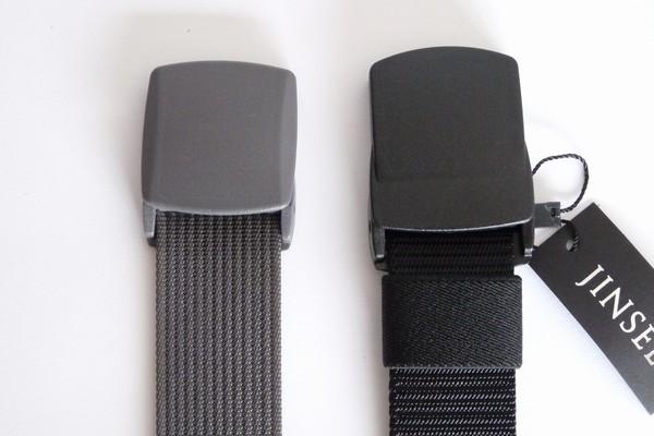 SiSO-LAB☆JINSELF グレードアップ版2 S級永久ベルト。他社製品と比較。