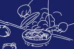 SiSO-LAB☆ニトスキ!でシュウマイを蒸すよ。