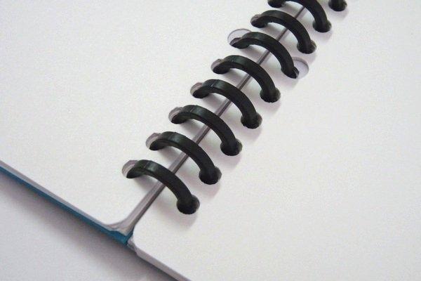 SiSO-LAB☆カール ルーズリング。12mmとルーズリーフ用紙。
