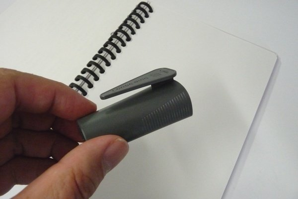 SiSO-LAB☆カール ルーズリング。14mm。使い方。専用ジッパーなら開けるのも速くて簡単。