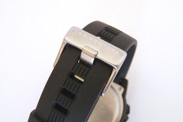 SiSO-LAB☆デジタルコンパス、高度計付き腕時計、ラドウェザーLAD004 NKNO。ベルト。