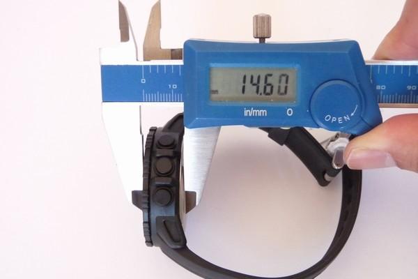 SiSO-LAB☆デジタルコンパス、高度計付き腕時計、ラドウェザーLAD004 NKNO