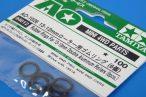 TOYz BAR◆94812 AO-1026 13 – 12mmローラー用ゴムリング (6個)/ミニ四駆グレードアップパーツ