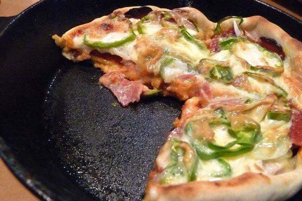 SiSO-LAB☆ニトスキ!魚焼き今度路でピザ。