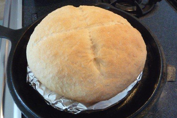 SiSO-LAB☆コンボクッカーでパン・ド・カンパーニュを焼いてみる。