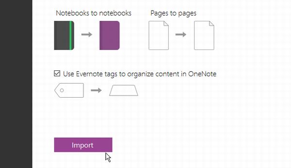 SiSO-LAB☆マイクロソフト製OneNoteインポートツール(Evernoteより)