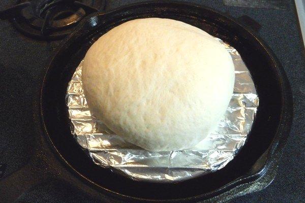 SiSO-LAB☆コンボクッカーでパン・ド・カンパーニュ焼いてチーズフォンデュ!二次発酵。