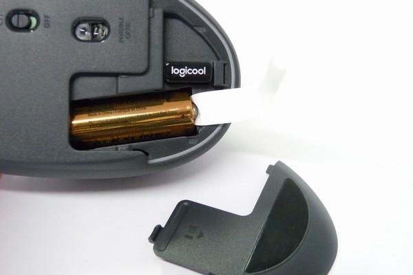 SiSO-LAB☆Logigool 静音マウスM590 Bluetooth 7ボタン。