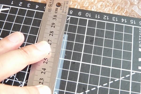 SiSO-LAB☆日よけ対策。100均グッズ追加工作でスダレハンガーをサッシにしっかり固定。100均PP板材。