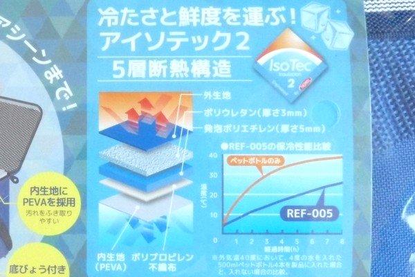 SiSO-LAB☆お出かけに便利、サーモス ソフトクーラー REF-005。容量約5L。素材はふかふか5層構造。