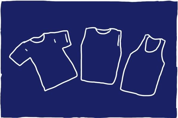 SiSSiSO-LAB☆G.T.HAWKINS 100% COTTON サーフシャツ(ノースリーブシャツ)。シャツの酒類。