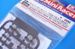 TOYz BAR◆15506 軽量プラスペーサーセット (12/6.7/6/3/1.5mm)/ミニ四駆グレードアップパーツ