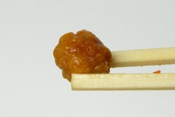 SiSO-LAB☆チキンラーメンビッグカップ から揚げレモン&ペッパー。唐揚げ拡大写真その1。