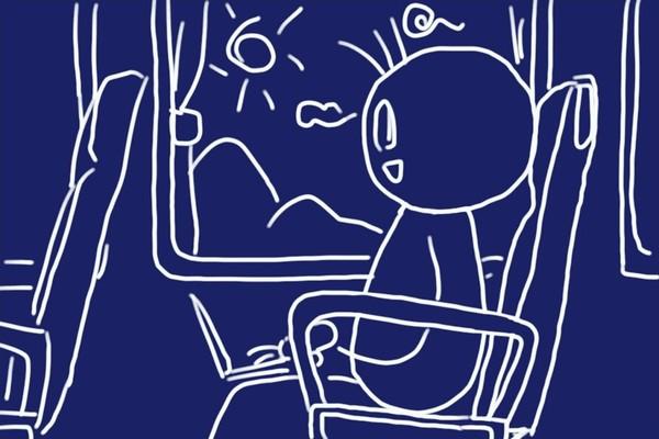 SiSO-LAB☆YOGA BOOK、電車の中で快適に使う方法。