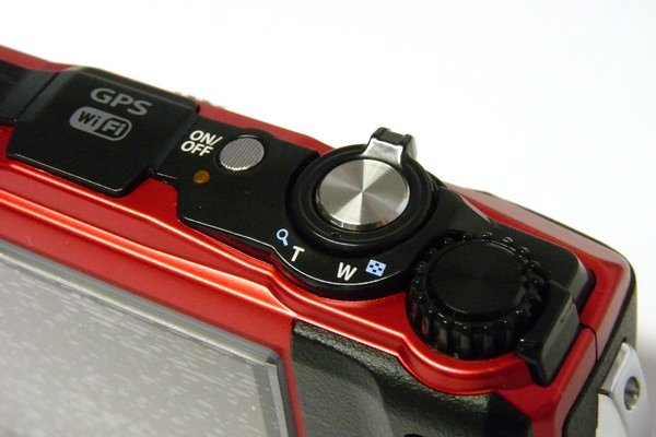 SiSO-LAB☆OLYMPUS TG-5。各部詳細写真。