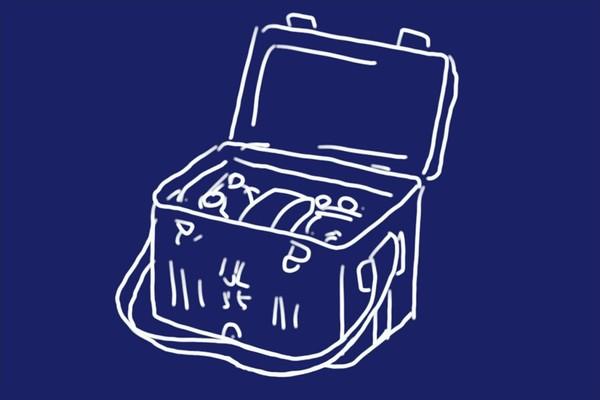 SiSO-LAB☆秀和LUCK 35 ULクーラーボックス(ウレタン)。