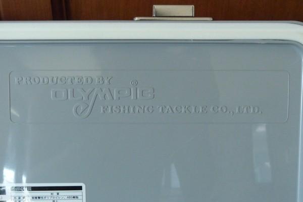 SiSO-LAB☆秀和LUCK 35 ULクーラーボックス(ウレタン)。オリムピックの刻印。