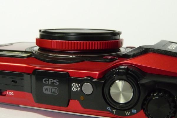 SiSO-LAB☆OLYMPUS TG-5。コンバーターアダプター CLA-T01取り付け。高さ。