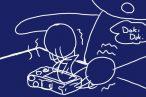 防水デジカメなら親水性能の高い液晶保護フィルムがいいかな?OLYMPUS TG-5に貼ってみたよ。