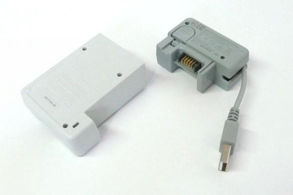 SiSO-LAB☆OLYMPUS TG-5。充電器UC-90。分離。