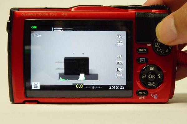 SiSO-LAB☆OLYMPUS TG-5。SDメモリカード相性。4K動画撮影でチェック。