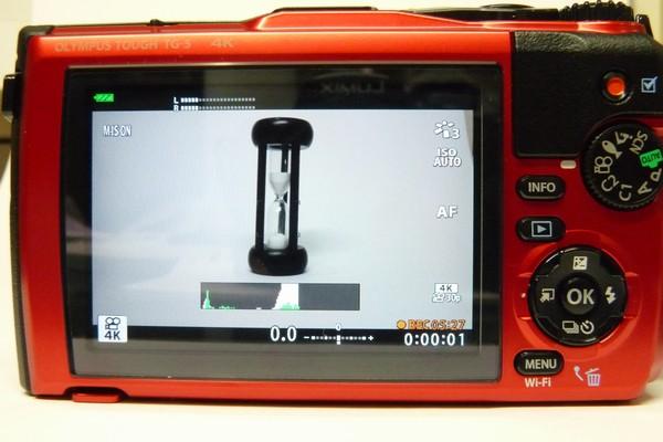 SiSO-LAB☆OLYMPUS TG-5。4K動画撮影。