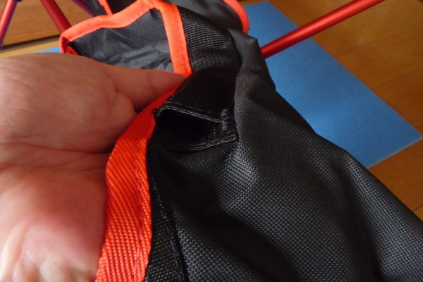SiSO-LAB☆Linkax ロングバックタイプ ラウンジチェア。縫製も強度ありそう。