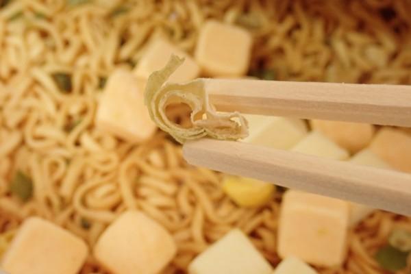 SiSO-LAB☆日清チキンラーメンどんぶりトリプルチーズ。調理前写真。