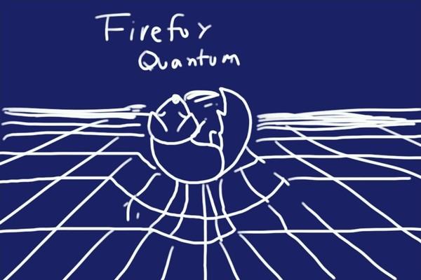 2倍速になったとのFirefox Quantum(Ver.57)、お気に入りのアドオン動かず。Firefox Screenshot、使い勝手が今一つかな。