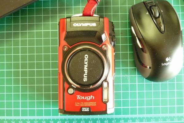 SiSO-LAB☆FlashAir W-04、Eye-Fi設定でデジカメからコントロール。OLMPUS TG-5と。