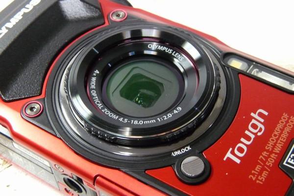 SiSO-LAB☆OLYMPUS TG-5。標準レンズリング。
