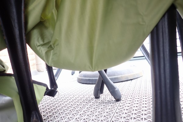 SiSO-LAB☆YUEDGEレジャーシート、元通りに畳む方法。サイズ測定。防水試験。