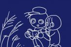 SiSO-LAB☆文庫簿サイズのポケット図鑑、雑草と昆虫さんぽ手帖。